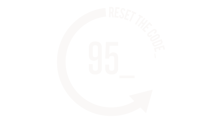 Reset the Code Logo