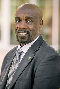 Kevin Marbury, Vice President for Student Life